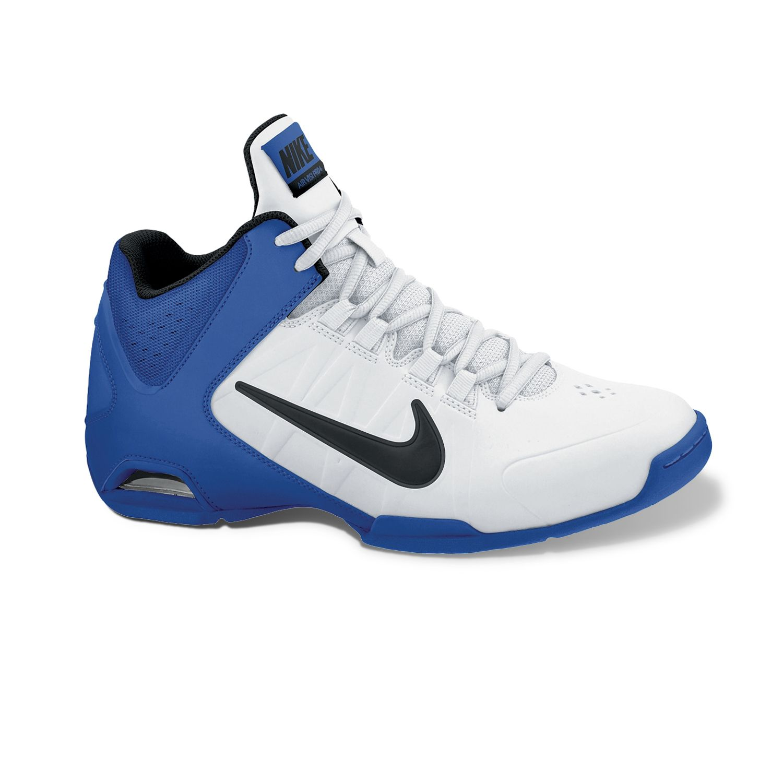 Nike White Air Visi Pro IV Basketball Shoes - Men