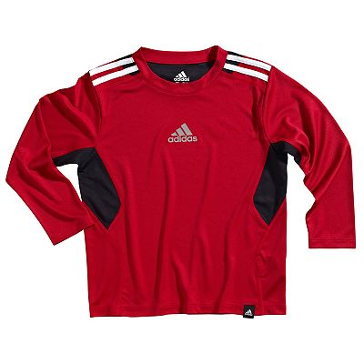 adidas J.V. Tech Speed Trainer Tee - Boys 4-7x