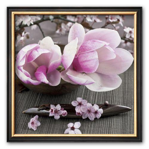 Art.com Magnolia Framed Art Print by Catherine Beyler