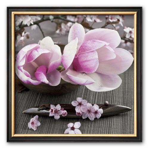 Art.com Magnolia Framed Art Print by Catherine Beyler