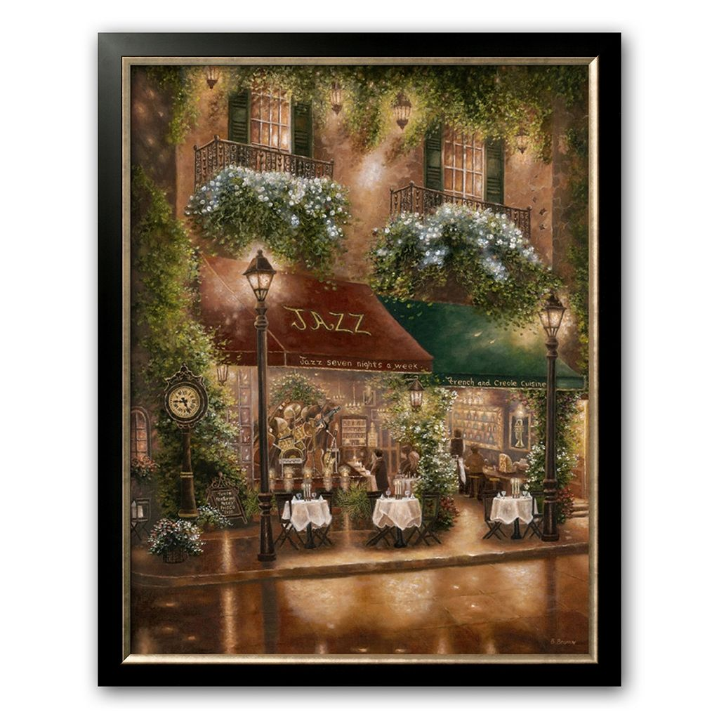 Art.com ''Peter Prisco II'' Framed Art Print by Betsy Brown