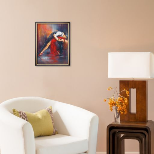 Art.com Tango Nuevo II Framed Art Print by Pedro Alverez