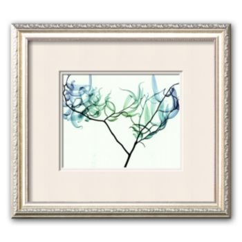 "Art.com ""Willow"" Silver Framed Art Print by Steven N. Meyers"