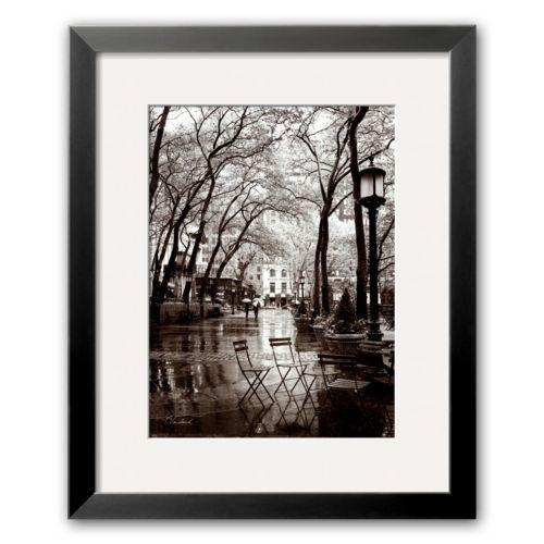 Art.com April Showers Framed Art Print by Toby Vandenack