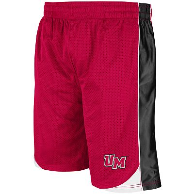 Colosseum UMass Minutemen Vector Basketball Shorts