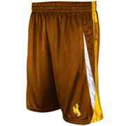 Colosseum Wyoming Cowboys Axle Shorts - Men