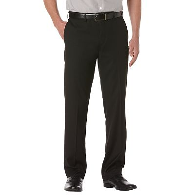 Axist Slim-Fit Flat-Front Dress Pants