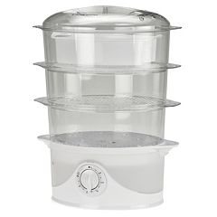 Kalorik 3 tier Food Steamer