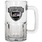 Baltimore Ravens Super Bowl XLVII Champions Root Beer Mug
