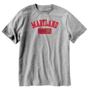 Maryland Terrapins Stitch This Tee