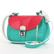 ELLE Carnivale Colorblock Crossbody Bag