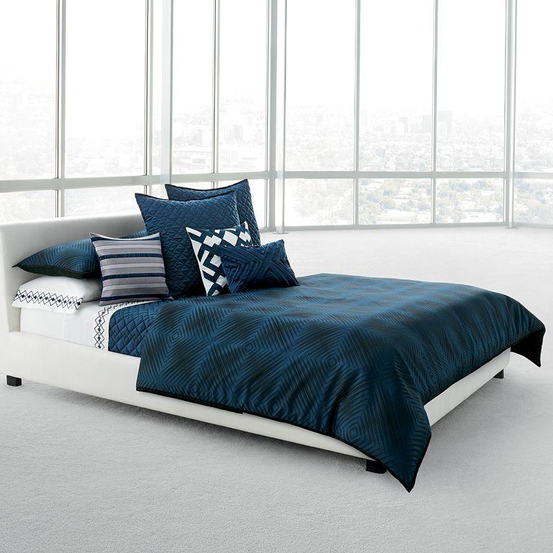 simply vera vera wang midnight 4 pc comforter set cal king