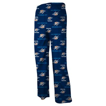 Oklahoma City Thunder Lounge Pants - Boys 8-20