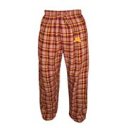 College Concepts Minnesota Golden Gophers Flannel Pants - Men