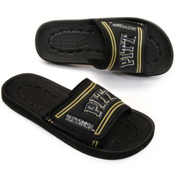 Adult Pitt Panthers Slide Sandals