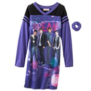 Big Time Rush Mock-Layer Go Dream Sleepshirt - Girls