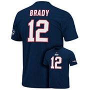 New England Patriots Tom Brady The Eligible Receiver Tee - Men