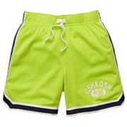 OshKosh B'gosh Neon Mesh Athletic Shorts - Toddler