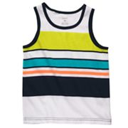 Carter's Striped Muscle Tee - Toddler