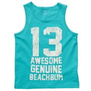 Carter's Genuine Beach Bum Muscle Tee - Toddler