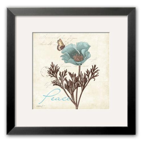 Art.com Touch of Blue I (Peace...