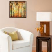 "Art.com ""Magical Forest I"" Framed Art Print by Chris Donovan"
