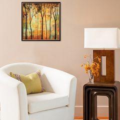 Art.com 'Magical Forest I' Framed Art Print by Chris Donovan