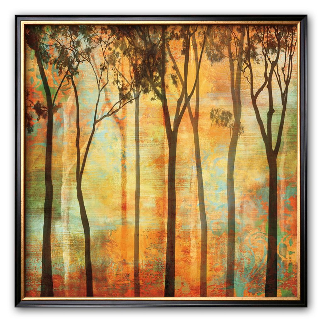 Art.com Magical Forest I Framed Art Print by Chris Donovan