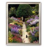 """Art.com """"The Garden Cat"""" Framed Art Print By Greg Gawlowski"""