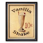 Art.com Malt Shop III Framed Art Print By Catherine Jones