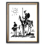 "Art.com ""Don Quixote, c. 1955"" Art Print By Pablo Picasso"