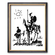 Art.com 'Don Quixote, c. 1955' Art Print By Pablo Picasso
