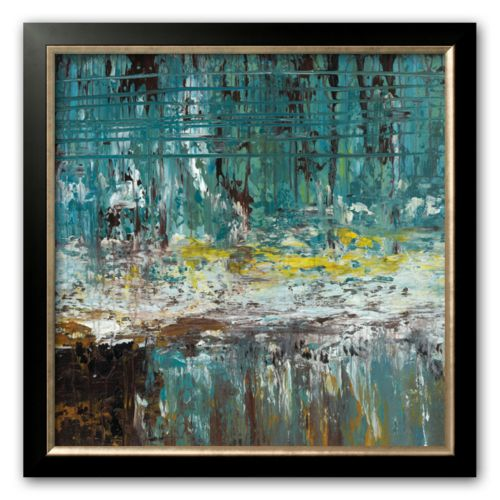 Art.com Deep Waters II Framed Art Print by Jack Roth