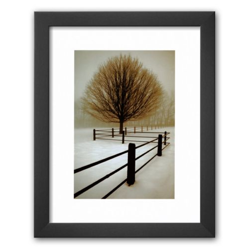 Art.com Solitude Framed Art Print By David Winston