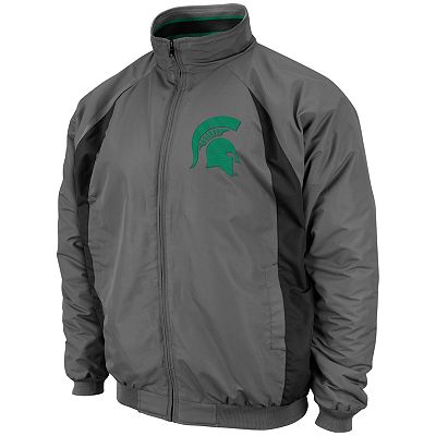 Colosseum Michigan State Spartans Element Jacket - Men