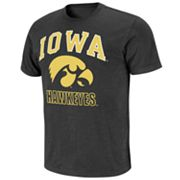 Colosseum Iowa Hawkeyes Outfield Slubbed Tee