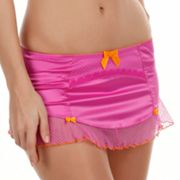 Jezebel Indulge Lingerie Skirt