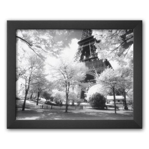 Art.com Afternoon in Paris (Eiffel Tower, Park) Framed Art Print