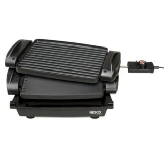 Nesco Reversible Grill and Griddle