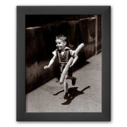Art.com Petit Parisien Framed Art Print by Willy Ronis