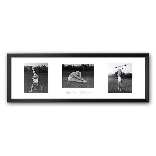Art.com Marilyn's Workout Framed Art Print