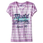 Mudd Fun in the Sun Tie-Dye Tee - Girls Plus