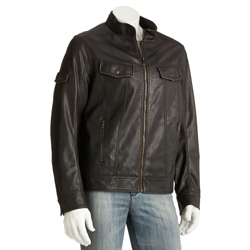 Mens Big & Tall Car Coat Outerwear, Clothing | Kohl's