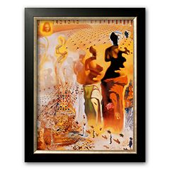 Art.com 'The Hallucinogenic Toreador, c.1970' Framed Art Print by Salvador Dali