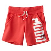 Mudd Love 95 Fleece Shorts - Girls 7-16