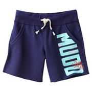 Mudd Love 95 Fleece Shorts - Girls Plus