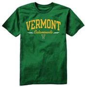 Vermont Catamounts Single Swing Tee