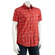 Batik Bay Slim-Fit Patterned Casual Button-Down Shirt