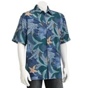 Batik Bay Floral Casual Button-Down Shirt