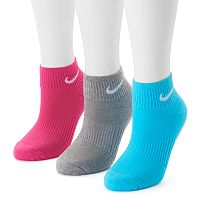 Women's Nike 3-pk. Quarter Crew Socks